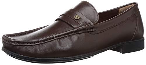 Woodland Men's RDBRWNLeather Casual Shoes-6 UK/India (40 EU) -(GW 2767118)