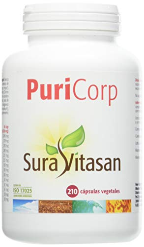 Sura Vitasan Puri-Corp - 210 Cápsulas