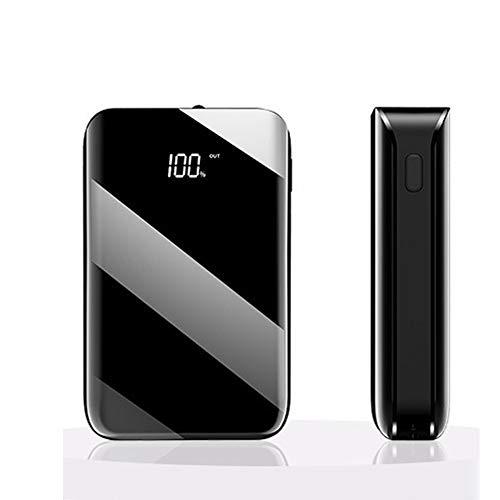 GWX 10000 mAh mobiele voeding, twee uitgangen, drie ingangen, led-digitaal display voor smartphones, tablets enz.