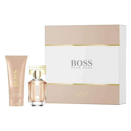 Hugo Boss - The Scent for Her Gift Set EDP 30 ml and Body Lotion The Scent for Her 100 ml - Eau De Parfum - 30ML