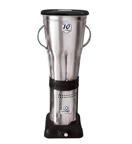 Liquidificador Industrial 10 Litros Baixa Rotação Inox Bivolt Jl Colombo