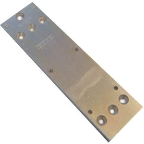 Montageplatte GEZE für TS 3000 V, silber ; 1 Stück
