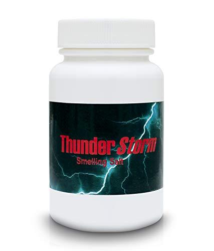 Thunderstorm Riechsalz, Ammoniak für Kraftsport und Fitness