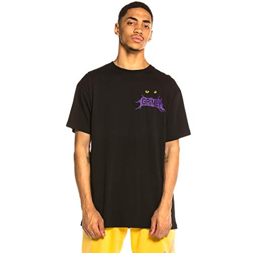 GRIMEY Camiseta Face Your Fear tee SS20 Black-M