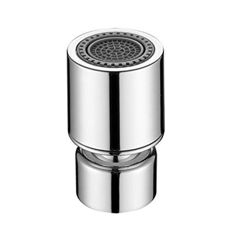 Felenny Faucet Aerator Kitchen Sink Faucet Aerator 360 Gradi Swivel Sink Faucet Aerator Big Angle Aerator Kitchen Faucet Aerator for Bathroom