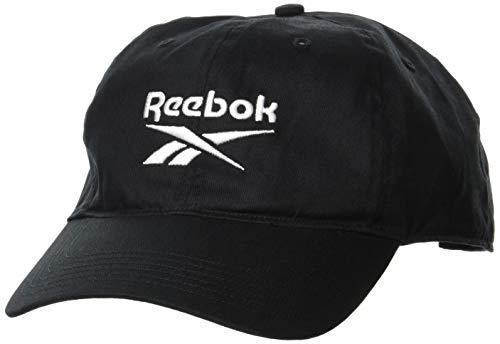 Reebok Te Logo Cap Gorra, Hombre, Negro, Talla Única