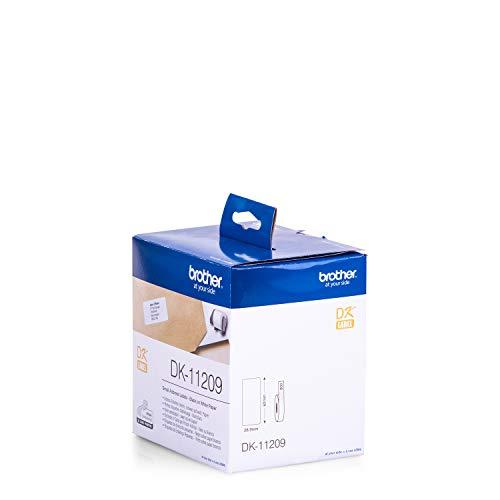 Brother© DK-Einzeletiketten Papier-Etiketten 800 Adress-Etiketten 29x62 mm