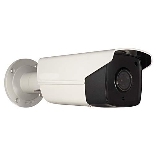 2MP License Plate Recognition Camera - Smart IP PoE Motorized VF 8-32mm Lens Bullet for License Plate Capture, Exterior EXIR Upto 360ft Compatible with Hikvision DS-2CD4A26FWD-IZS