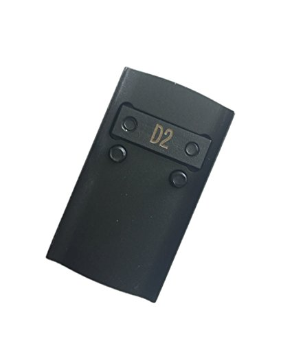 ADE Red Dot Mounting Plate for Glock, Taurus GX4,G3C,G3 with Factory Steel Sight for Vortex Venom/Viper,Buris Fastfire