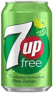 7UP FREE (48 x 0,33 L blik) Seven Up suikervrij