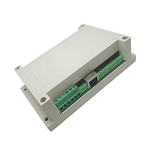 QIANSDZSW Relé Relay Network WiFi Switch Módulo de Temporizador (Color : 8relay Eth RS485 CAS)