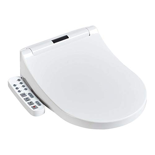 Home Standard® Smart Heated Bidet Toilet Seat with Dual Nozzle & Massage Control