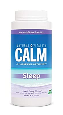 Natural Vitality Calm Sleep by Natural Vitality