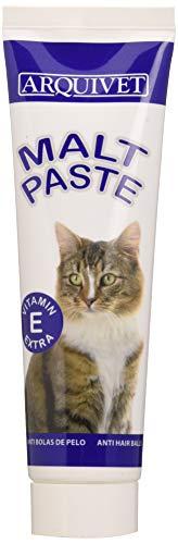 Arquivet Pasta de malta gatos - anti bolas pelo - 100 g