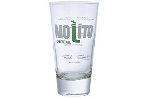 Durobor 81716 - Stockholm, Set da 6 Bicchieri per Mojito