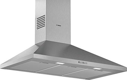 Bosch DWP96BC50 - Campana (600 m³/h, Canalizado, A, A, C, 69 dB)