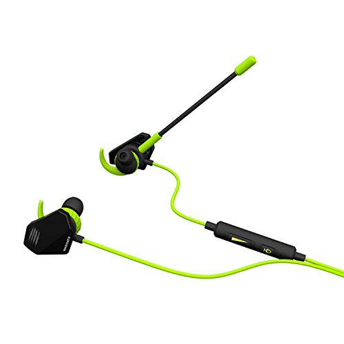 Madcatz - Auriculares E.S. Pro 1 Gaming Earbuds
