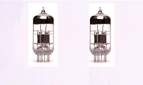 Jellyfish Audio 12AX7/ECC83 & 12AU7/ECC82 Kit de válvula para amplificador de guitarra...