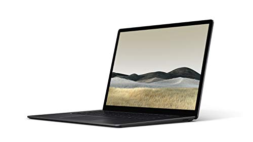 "Microsoft Surface Laptop 3 – 15"" Touch-Screen – AMD Ryzen 5 Microsoft Surface Edition - 8GB Memory - 256GB Solid State Drive  – Matte Black (VGZ-00022)"
