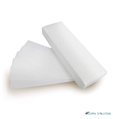 AcornSolution Professional Paper Waxing Wax Strips Non Woven (100 PCS, 1...