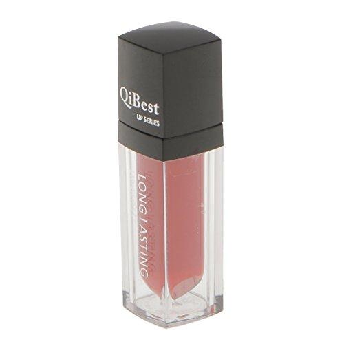 Rouge à Lèvres Liquide Mat Longue Durée Imperméable à L'Eau Sexy Brillant à Lèvres Outil de Maquillage Femme - 32 #, 7.3cm
