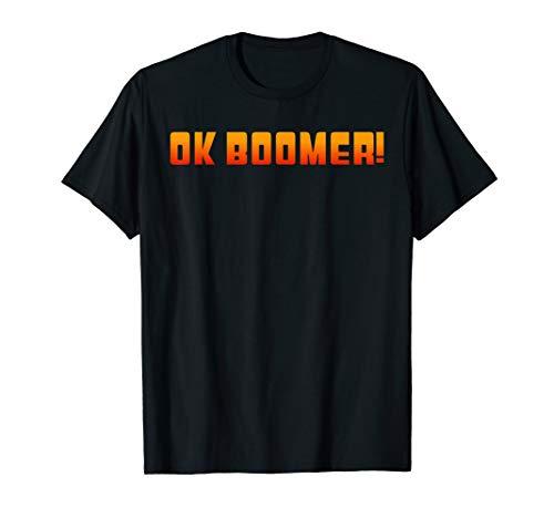 OK Boomer! Meme T-Shirt