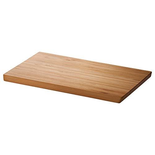 Deska do krojenia Bambus, rozmiar złożony Długość: 45 cm Szerokość: 28 cm Grubość: 16 mm
