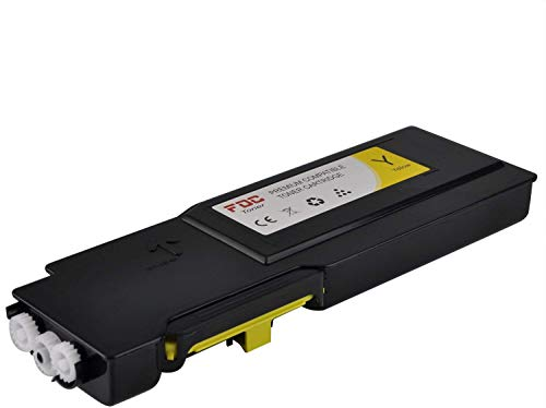 FDC 106R02231 - Toner sostitutivo per stampanti Xerox Phaser 6600 6600N 6600DN WorkCentre 6605 6605N 6605DN 6605DN (giallo)
