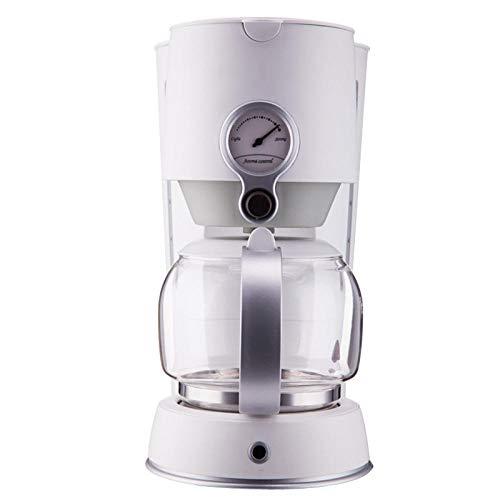 Vollautomatische Kaffeemaschine, PP-Material, klein, Kaffeekanne, Hitzebeständigkeit, Tropfschutz, Teekanne, eine Maschine, zu Hause