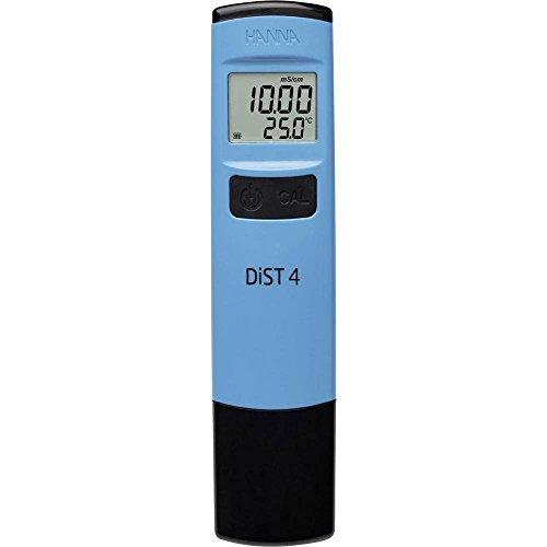 Medidor / Probador de Conductividad EC Hanna DiST 19,99 mS/cm (HI 98304)