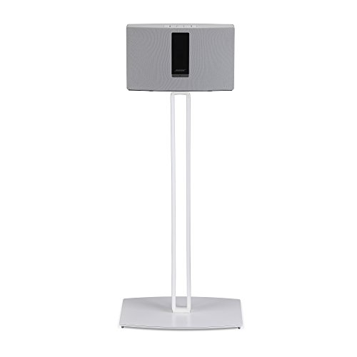 SoundXtra Floor Stand for Bose SoundTouch 20 - Single (White)