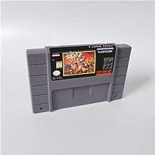 Game card - Game Cartridge 16 Bit SNES , Game Final Fight Series Games Final Fight 3 - Action Game Card US Version English Language