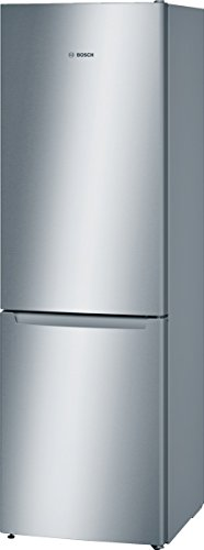 Bosch Elettrodomestici KGN36NL30 Freestanding 214L 86L Stainless steel fridge-freezer - fridge-freezers (freestanding, Bottom-placed, A++, Stainless steel, SN-T, LED)