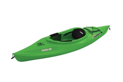 Sun Dolphin Aruba Sit-in Kayak (Lime, 10-Feet)