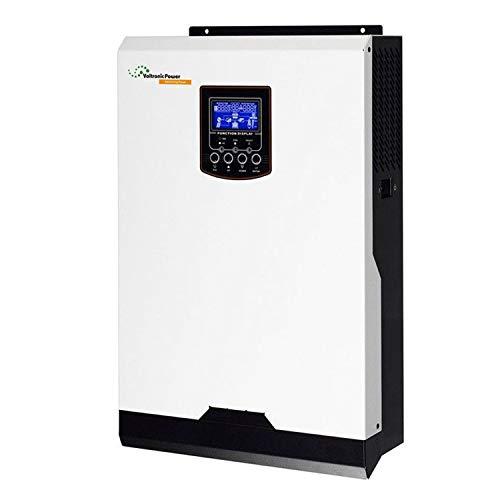 Inversor Cargador Solar 1000W 12V 20A con Regulador de Carga MPPT 40A | Especial Instalación Solar Aislada