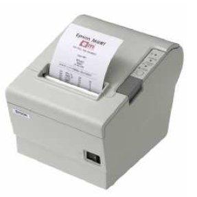 Epson tMT - 88 iV parallelem raccordement avec imprimante thermique
