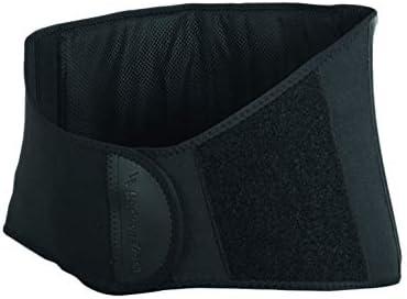 Back on Track Fresno Mall Therapeutic Brace Medium Belt Max 90% OFF Black