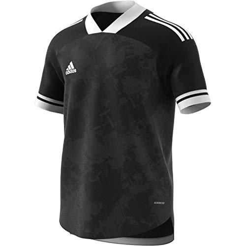 adidas Herren CONDIVO20 JSY T-Shirt, Black/White, 3XL