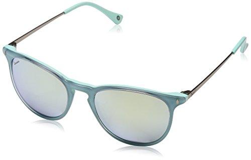 Vespa Unisex-Erwachsene Eye Sonnenbrille, Grün (Verde), 52
