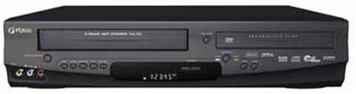 Funai D8A A 4110 DB DVD-Player/VCR-Rekorder (DivX-Zertifiziert) schwarz