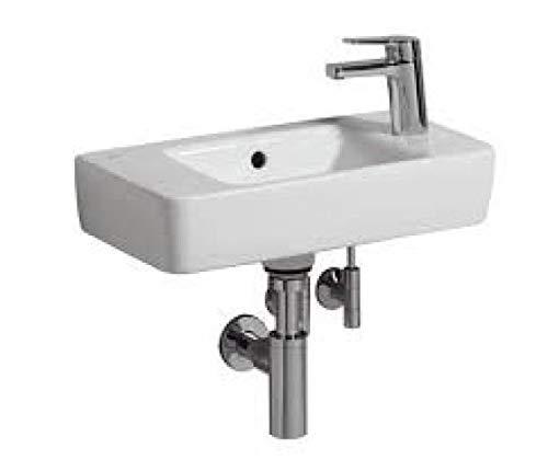 Keramag Renova Nr. 1 Comprimo NEU Handwaschbecken 50 cm weiß