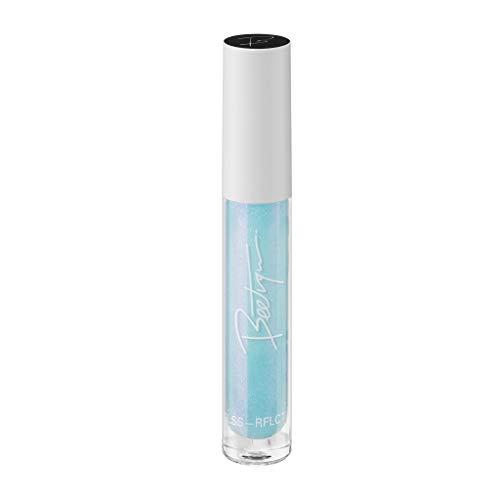 BEETIQUE® Lip Gloss Reflection - Premium Make Up Lip Gloss Mit Glitzer Pigmenten - Pflegender Lipgloss/Lippenstift Mit Arganöl - Leuchtende & Intensive Spiegelglanz Ergebnisse - 1 Stk. [Millions 040]