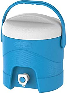 Cosmoplast Keep Cold Plastic Insulated Picnic Water Cooler