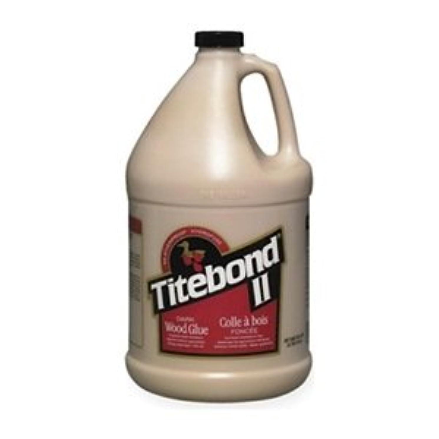 Titebond 3706 Wood Glue, Dark, 1 Gal, Brown