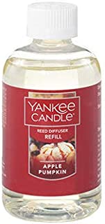 Yankee Candle Apple Pumpkin Reed Diffuser Oil Refill 4 Fluid Ounce