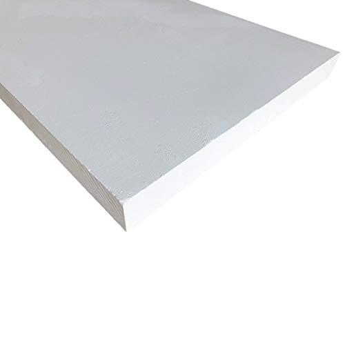 PUR - Placa de protección contra incendios, 1000 x 610 x 20 mm