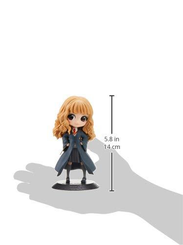Figura de Colección de Hermione Granger QPOSKET II Color Especial Pastel Brillante Versión B 14cm Banpresto Harry Potter… 5
