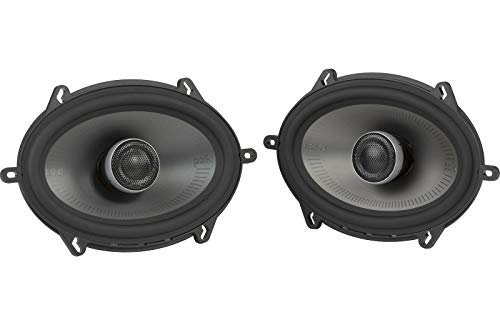 Why Should You Buy Polk Audio MM572 5x7 2-Way Car Stereo Boat Marine ATV Motorcycle Speakers 5x7