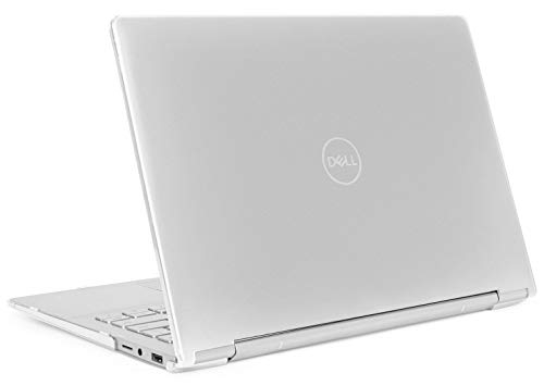 mCover Hard Shell Case for 13.3' Dell Inspiron 13 7391 2-in-1 Convertible Laptop Computers (13.3', Clear)