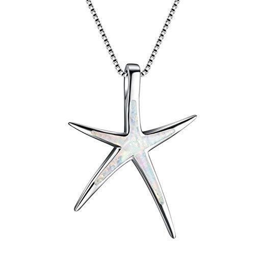 Plata Australiana Gemas ópalo joyería Pentagrama...